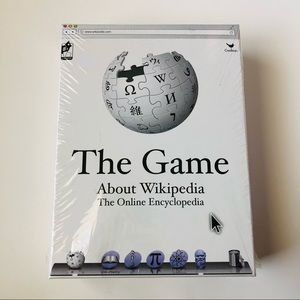 The Game About Wikipedia NWOT